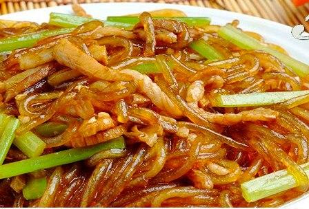 Лапша по-китайски со свининой рецепт пошагово в